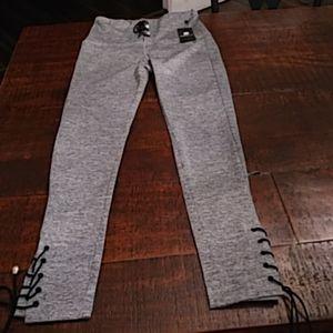 Electric Yoga. Yoga pants. Size Small. Grey